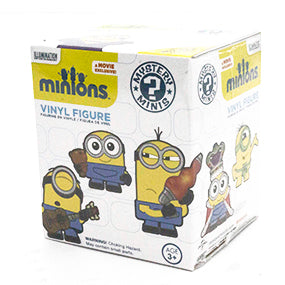 Minions [Hot Topic Exclusive] Mystery Mini: (1 Blind Box) - Fugitive Toys
