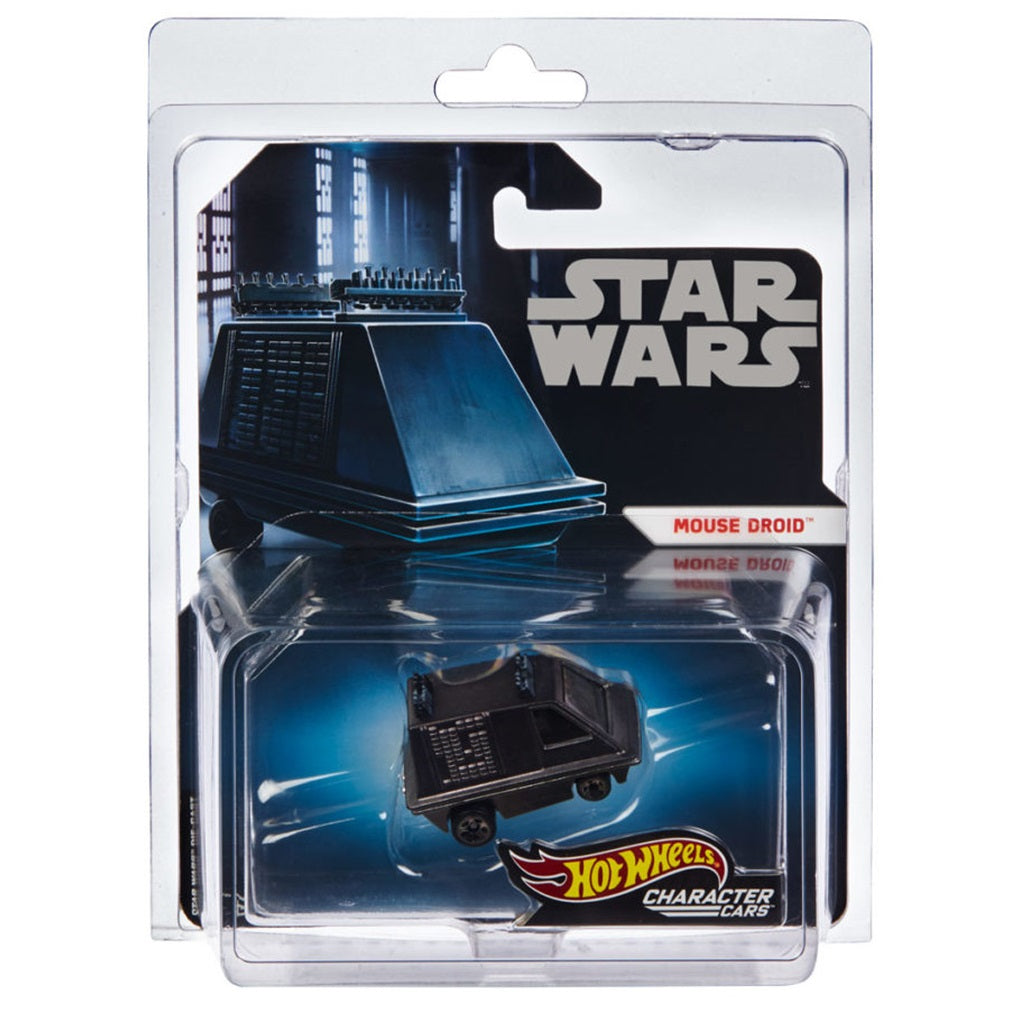 Hot Wheels x Star Wars Mouse Droid Character Cars [2019 SDCC Exclusive]