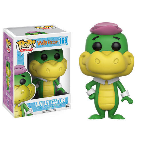 Hanna Barbara Pop! Vinyl Figure Wally Gator - Fugitive Toys