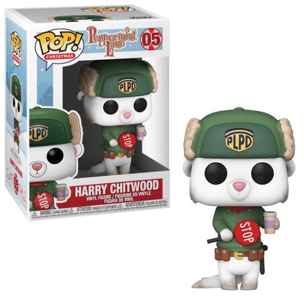 Christmas Pop! Vinyl Figure Peppermint Lane Harry Chitwood [05]