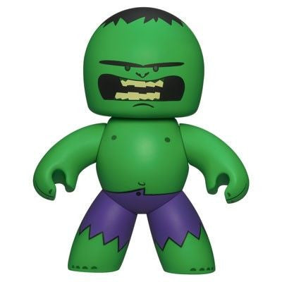 Marvel Mighty Muggs: Hulk - Fugitive Toys