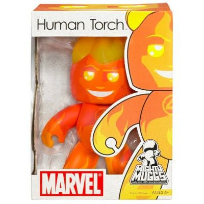 Marvel Mighty Muggs: Human Torch - Fugitive Toys