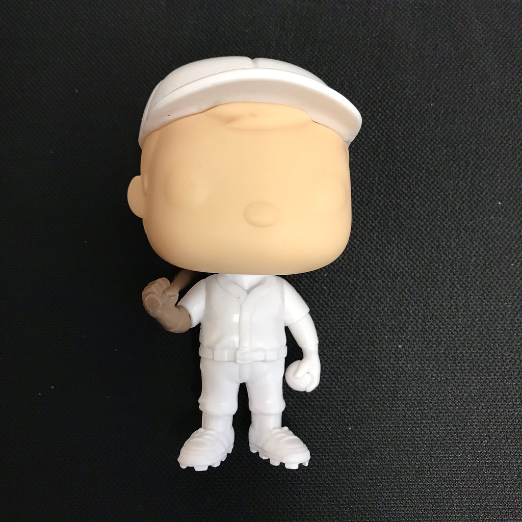 Freddy Funko Baseball Player TAN/WHITE Proto