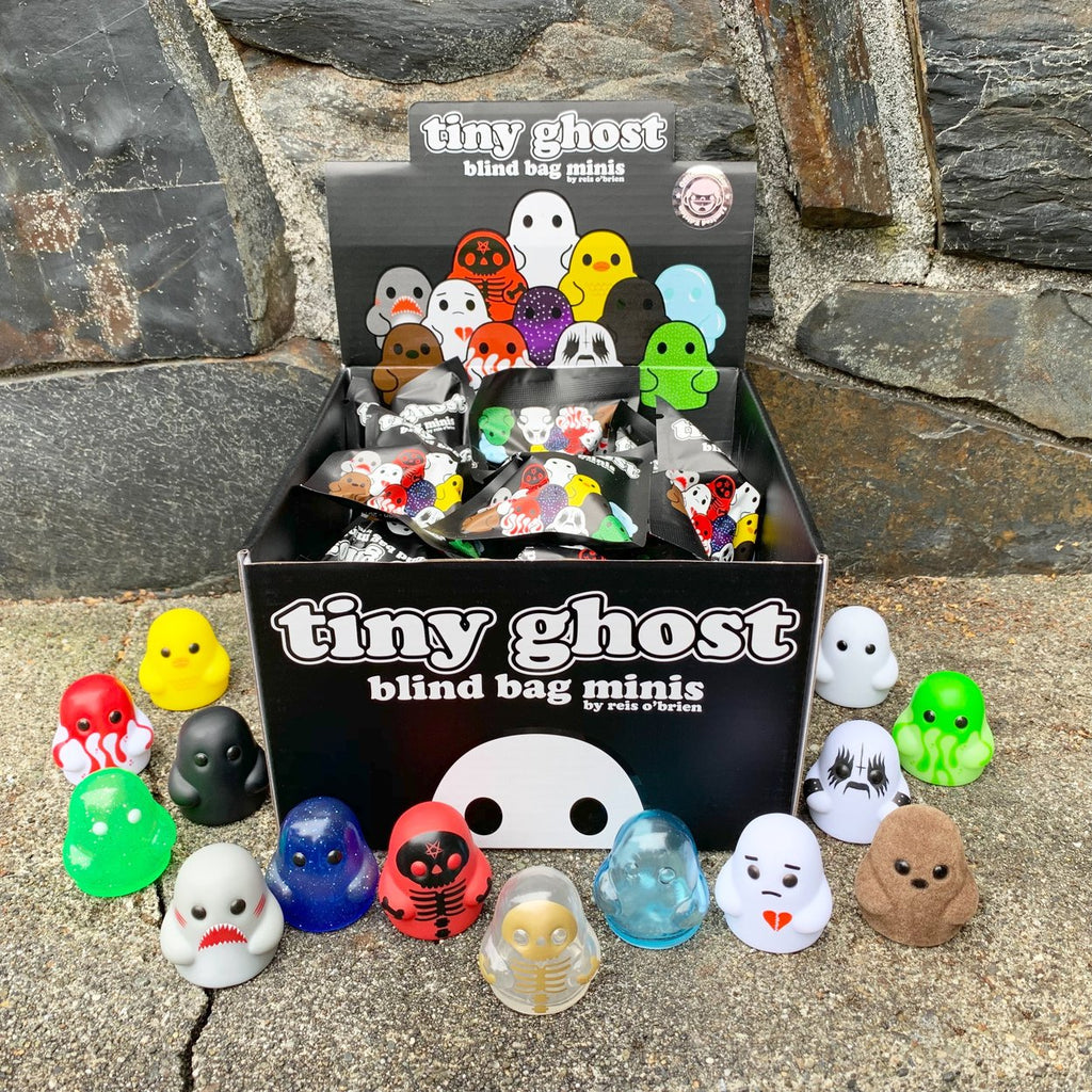 Bimtoy Tiny Ghost Mini's Series 2 [1 Case]