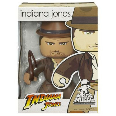 Indiana Jones Mighty Muggs: Indiana Jones - Fugitive Toys