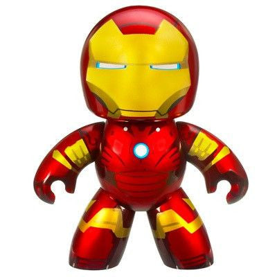 Marvel Mighty Muggs: Iron Man (Movie Armor) SDCC 2008 Exclusive