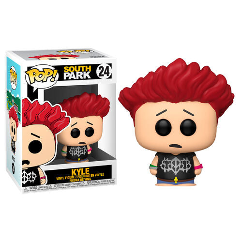 South Park Pop! Vinyl Figure Jersey Kyle [24]