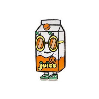 Tokidoki Juicy Juice Enamel Pin - Fugitive Toys