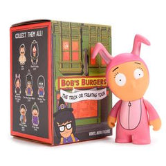 Kidrobot Bob's Burgers Halloween The Trick or Treating Tour: (1 Blind Box)