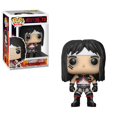 Rocks Pop! Vinyl Figure Tommy Lee [Motley Crue] [73]
