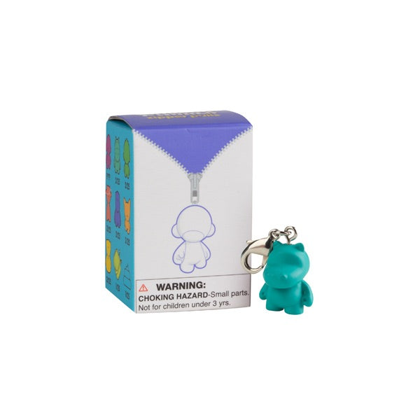 Kidrobot DIY Munny World Zipper Pulls Series 2: (1 Blind Box)