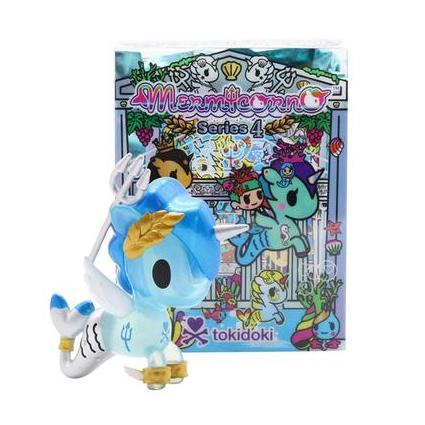 Tokidoki Mermicorno Series 4: (1 Blind Box)