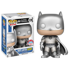 [Preorder] DC Universe Pop! Vinyl Figure White Lantern: Batman [NYCC Exclusive]