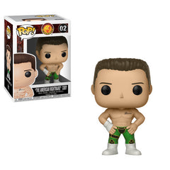 Bullet Club Pop! Vinyl Figure The American Nightmare Cody [02] - Fugitive Toys