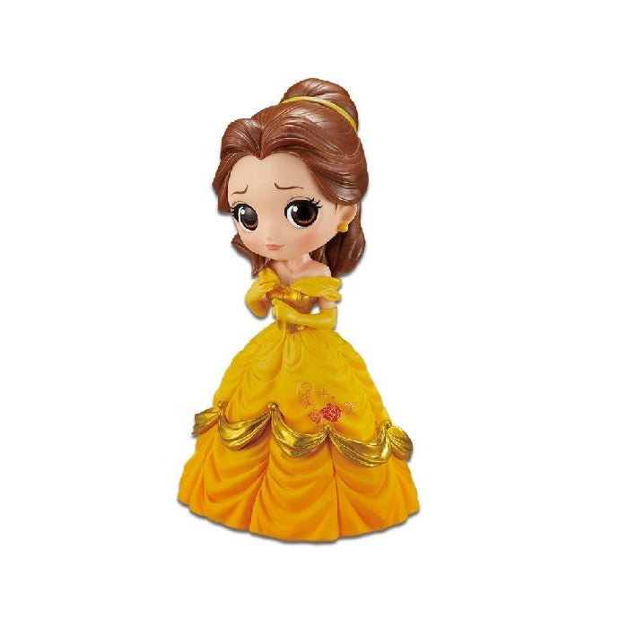 Disney Q Posket Beauty and the Beast Belle (Special Coloring Vol. 3)