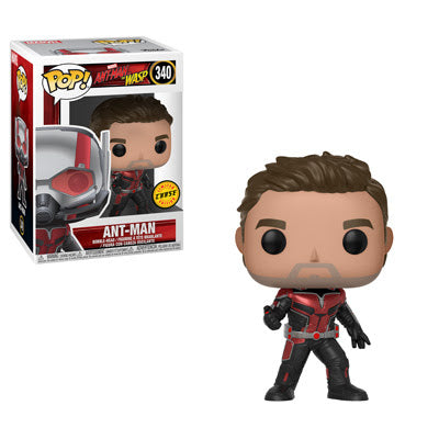 Marvel Pop! Vinyl Figure Ant-Man (Chase) [Ant-Man and the Wasp] [340] - Fugitive Toys