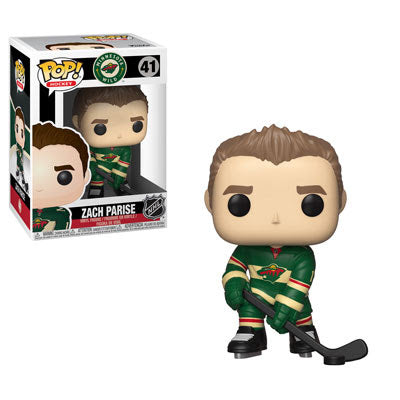 NHL Pop! Vinyl Figure Zach Parise [Minnesota Wild] [41]