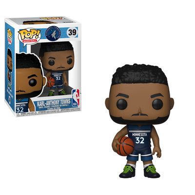 NBA Pop! Vinyl Figure Karl-Anthony Towns [Minnesota Timberwolves] [39]