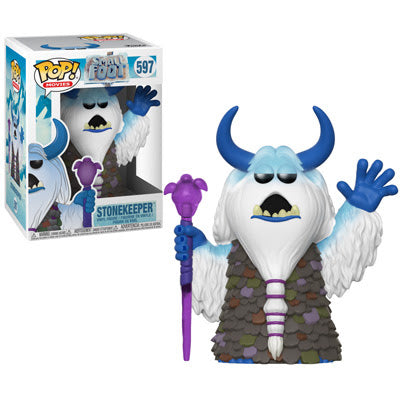 Smallfoot Pop! Vinyl Figure Stonekeeper [597]