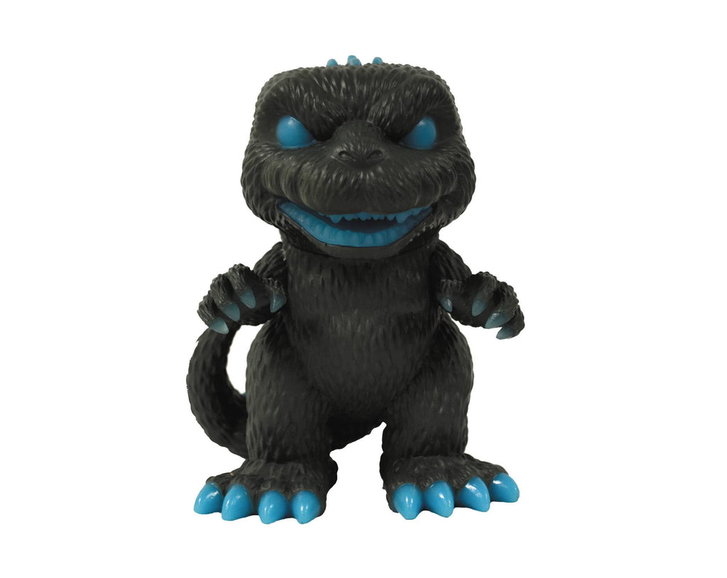 Godzilla Pop! Vinyl Atomic Breath GITD [Exclusive]