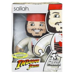Indiana Jones Mighty Muggs: Sallah (EE Exclusive) - Fugitive Toys
