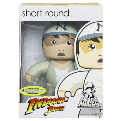 Indiana Jones Mighty Muggs: Short Round (EE Exclusive) - Fugitive Toys