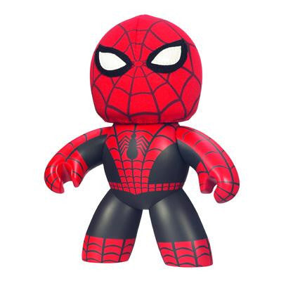 Marvel Mighty Muggs: Spider-Man w/ Removeable Mask (2011 SDCC Exclusive) - Fugitive Toys