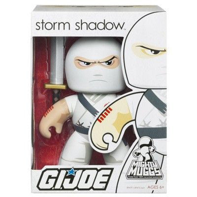 G.I. Joe Mighty Muggs: Storm Shadow