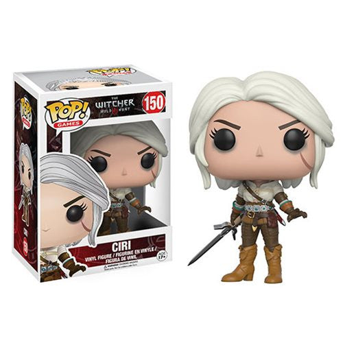The Witcher Pop! Vinyl Figure Ciri