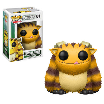 Monsters Pop! Vinyl Figure Tumblebee [01]