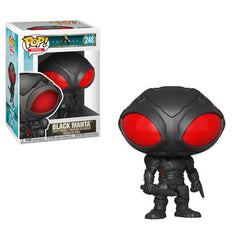 Aquaman Pop! Vinyl Figure Black Manta [248]