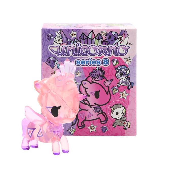 Tokidoki Unicornos Series 8: (1 Blind Box)