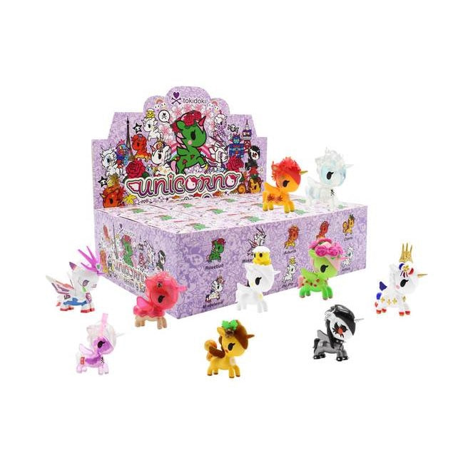 Tokidoki Unicorno Series 9: (1 Blind Box)