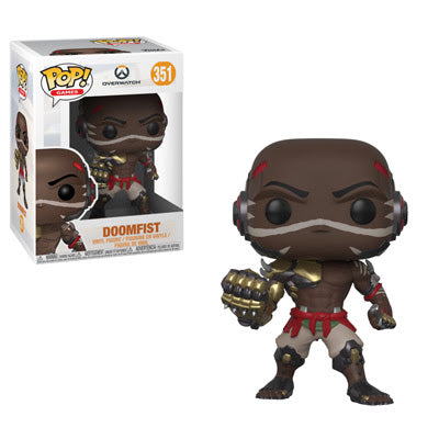 Overwatch Pop! Vinyl Figure Doomfist [351]