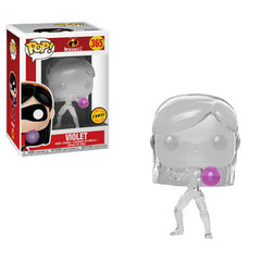 Disney Pop! Vinyl Figure Violet (Chase) [Incredibles 2] [365] - Fugitive Toys
