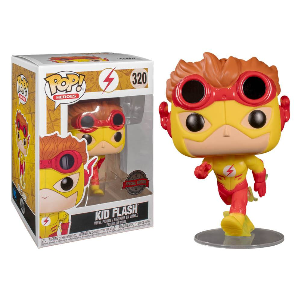 DC Pop! Vinyl Figure Penguin Kid Flash (Young Justice) [320]