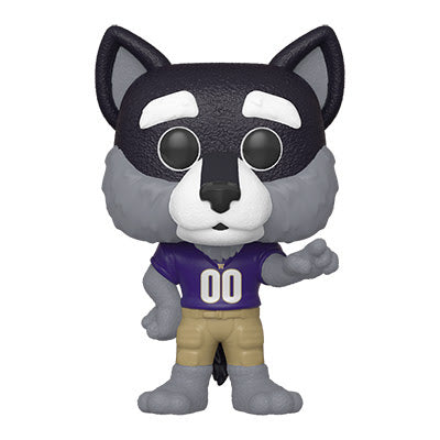 College Pop! Vinyl Figure UW Harry the Husky [03]