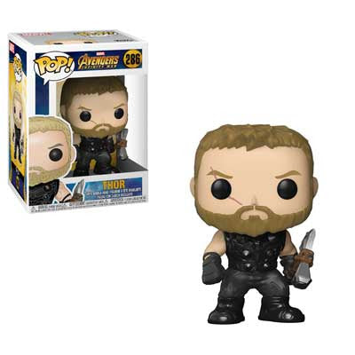 Marvel Pop! Vinyl Figure Thor [Avengers Infinity War] [286]