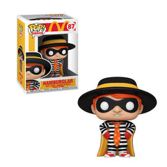 Ad Icons Pop! Vinyl McDonald's Hamburglar [87] - Fugitive Toys