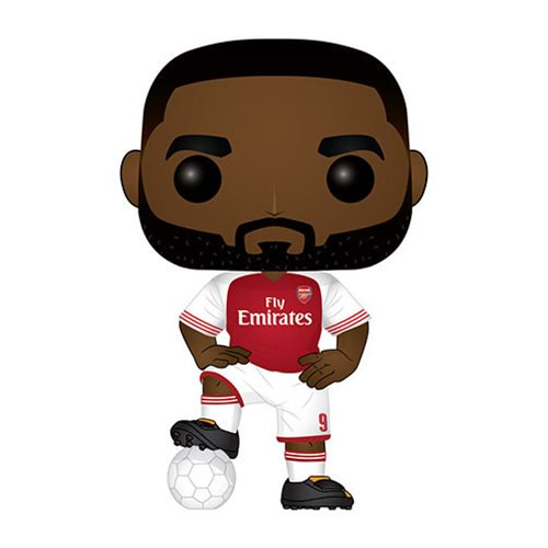 Soccer Pop! Vinyl Figure Alexandre Lacazette (Arsenal) [15] - Fugitive Toys