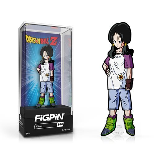 Dragon Ball Z: FiGPiN Enamel Pin Videl [340]