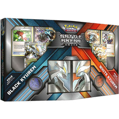 Pokemon Trading Card Game Battle Arena Decks Black Kyurem vs. White Kyurem