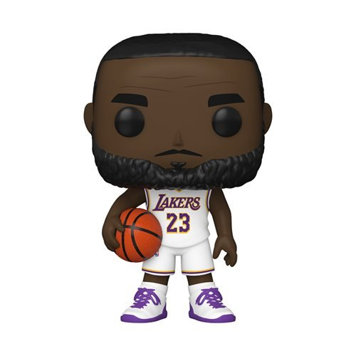 NBA Pop! Vinyl Figure LeBron James Alternate Jersey (LA Lakers) [90]