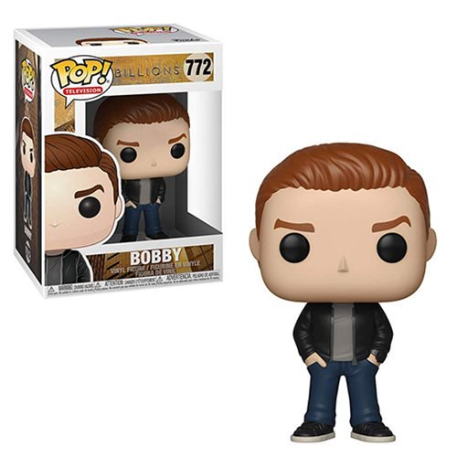 Billions Creek Pop! Vinyl Figure Bobby Axelrod [772]