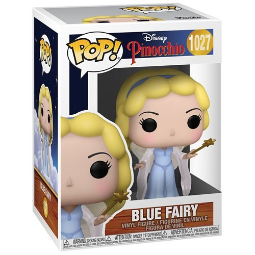 Disney Pinocchio Pop! Vinyl Figure Blue Fairy [1027]