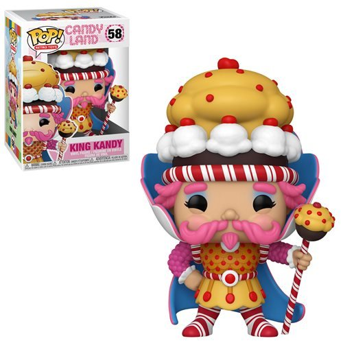 Candyland Pop! Vinyl Figure King Kandy [58]