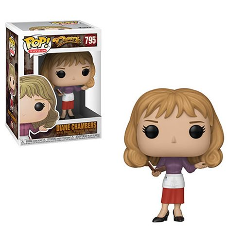 Cheers Pop! Vinyl Figure Diane Chambers [795] - Fugitive Toys