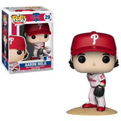 MLB Pop! Vinyl Figure Aaron Nola [Philadelphia Phillies] [29]