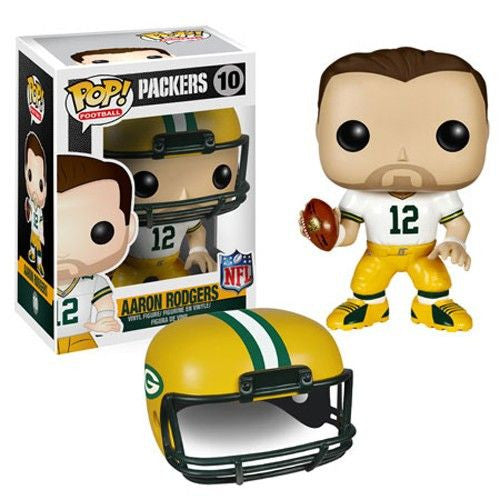 NFL Pop! Vinyl Figure Aaron Rodgers [Green Bay Packers] - Fugitive Toys