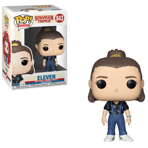 Stranger Things Pop! Vinyl Figure Season 3 Eleven [843]